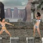 martin Hyde / bikini karate babes demo trailer / 1871951532