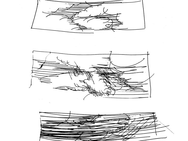 hemorohyde, drawings