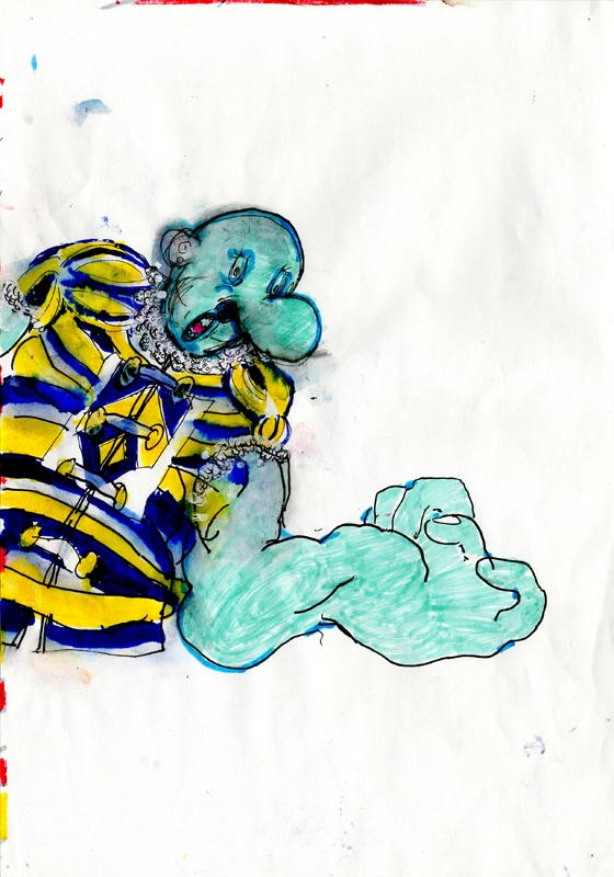 toons, drawings
