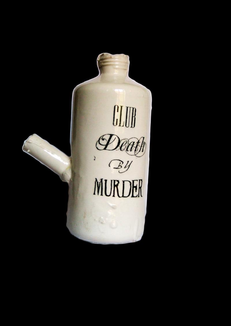 porcelaine, club death by murder